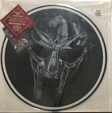JJ DOOM - Bookhead EP (2014 - Vinyl EP EU - Picture Disc) (SEALED) RARE MF DOOM
