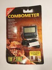 Exo Terra Digital Combometer - Temperature & Humidity - Thermometer & Hygrometer