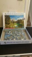 Clementoni 31680 The Blue Lake 1500 pieces High Quality Collection Puzzle