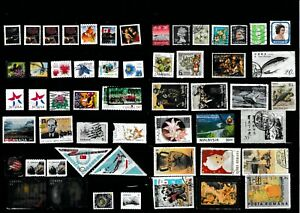 20th - 21st Century Vintage International Mint Condition Stamp Collection