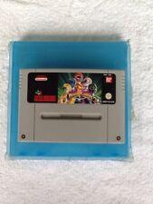 Super Nintendo - Game Power Rangers 1992