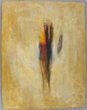 Raffaele ROSSI (Alba 1956) Still Life 2009 Affresco su tavola GRANDE cm 143x112