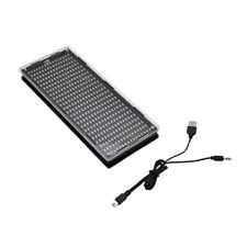 384pcs Led Digital Display Audio Spectrum Analyzer Level Indicator Diy Kit