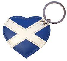Scottish Keyring - Heart - Gifts Keyring