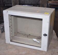Perspex window door dust proof electrical CABINET enclosure 60x40x50cm