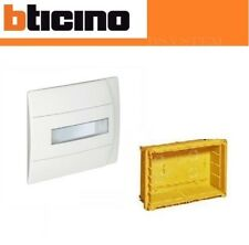 CENTRALINO BTICINO DA INCASSO 6 MODULI E215P/6BN CON SCATOLA F215/6S