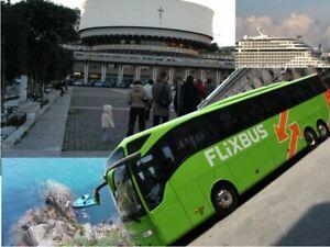 Flixbus voucher 100% sconto del biglietto diretto