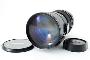 【Near Mint】SIGMA APO Macro 180mm F/2.8 AF Lens for Canon EF From JAPAN 738618