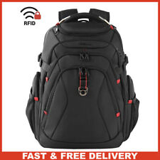 KROSER Travel Laptop Backpack 17.3 Inch XL Heavy Duty Computer Backpack with USB