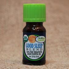 Healing Solutions ORGANIC GOOD SLEEP 10 mL Essential Oil NEW UNOPEN SHIP 24 hr