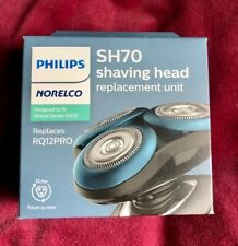Philips Norelco SH70/72 Replacement Shaving Heads NIB