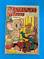 MARMADUKE MOUSE #49 QUALITY COMICS 1954 VG