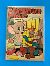 MARMADUKE MOUSE #49 QUALITY COMICS 1954 VG