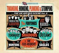 Twanging, Honking, Plinking and Stomping - The Uk Instro Scene Vol.3 [CD]