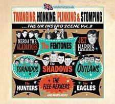 Twanging, Honking, Plinking and Stomping - The Uk Instro Scene Vol.3 [CD]