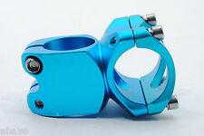 PROMAX MOUNTAIN BIKE DOWNHILL STEM 40mm BLUE 31.8mm