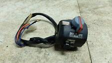 76 Yamaha XS500 XS 500 XS500 Right Hand Control Switch Starter Button