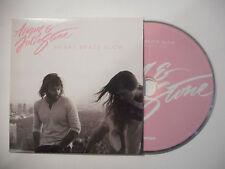 ANGUS & JULIA STONE : HEART BEATS SLOW ♦ CD SINGLE PORT GRATUIT ♦