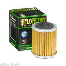 Filtre à huile Hiflofiltro HF142 Yamaha TT-R250 2000-2006/ WR250 F-N,P 2001-2002