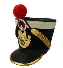 Tschako Pickelhaube Tschapka Shako Frankreich Infanterie Larp Napoleon sca L159