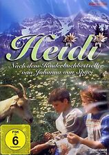 DVD NEU/OVP - Heidi - Jason Robards, Jane Seymour & Noley Thornton