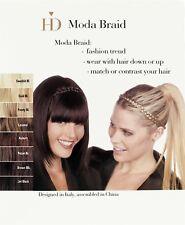 Hair Diamond Italia HD Synthetic Hair Moda Braid Headban Many Colors