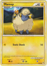 x4 Mareep - 63/95 - Common Pokemon Call of Legends M/NM English