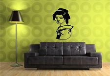 Oriental Asian Wall Sticker Wall Art Vinyl Decals Wall Decor Japanese Asian