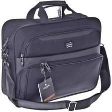 """17,3"""" NOTEBOOKTASCHE 17 Zoll Notebook Laptop Tasche XL Messenger Bag (43cm)"""