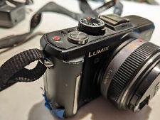Panasonic LUMIX DMC-GF1 12.1MP Digital Camera - Black (w/ ASPH 20mm 1.7mm Lens)