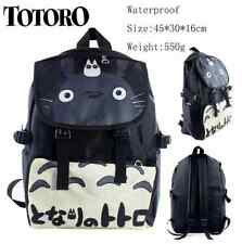 Anime Backpack My Neighbor Totoro Shoulders Bag Waterproof School Bag Travel Bag