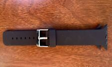 Apple Watchband  Fits 42mm & 44m Watches In Black