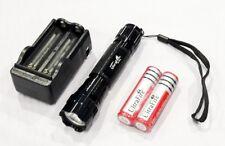 Ultrafire 501B Cree XM-L 1300 Lumen T6 LED Torchlight 5-Mode