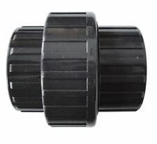 well2wellness® PVC-U Verschraubung mit 2 x Klebeanschluss - 50 mm