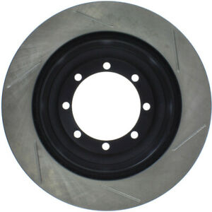 Disc Brake Rotor-RWD, Rear Disc Rear Right Stoptech 126.65079SR