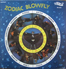 Blowfly - Zodiac LP Weird Wolrd Clarence Reid Party Album Rudy Ray Moore
