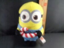 """Plush Despicable Me Christmas Dave Candy Minion Toy Stuffed Doll Movie Figure 7"""""""