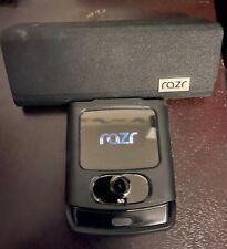 Motorola Razr (2019) - 128GB - Noir Black (Unlocked) (Single SIM)