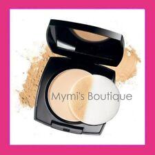 Poudre pressée matifiante visage - poudre compacte Avon Flawless light medium