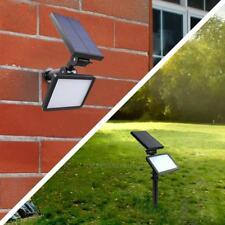 48 LED Outdoor Solar Power Light Wall Spotlight Waterproof Garden Street Lamp