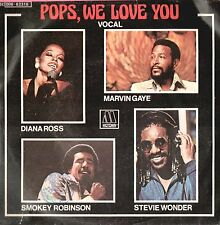 18841 POPS WE LOVE YOU DIANA ROSS MARVIN GAYE SMOKEY ROBINSON STEVIE WONDER