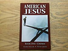 American Jesus Graphic Novel! Look In The Shop!