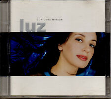 "LUZ CASAL ""CON OTRA MIRADA""  LIMITED EDITION SPANISH CD+VIDEO CD ""PUEDE SER"""
