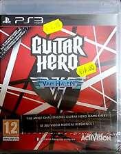 GUITAR HERO: VAN HALEN Sony PlayStation 3 2009 -PAL-