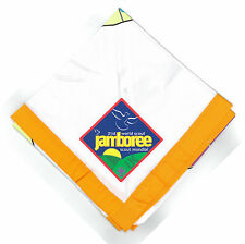 2007 World Scout Jamboree Official Campsite Souvenir Neckerchief (N/C) / Scarf