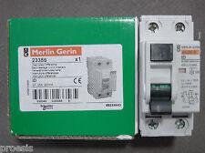 SCHNEIDER Merlin Gerin 23356 interruttore differenziale 2P 25A 300mA A RCCB ID
