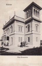* MALNATE - Villa Giovannina 1912