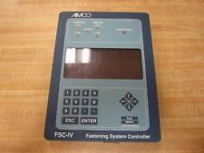Aimco FSC-IV FSCIV Control Panel Face