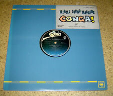 "PHILIPPINES:MIAMI SOUND MACHINE - Conga! 12"" EP/LP Gloria Estefan rare Latin POP"