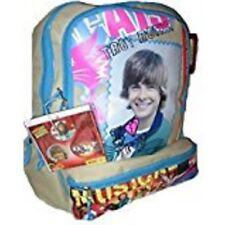 High School Musical Backpack Large School Bag Troy Movie Bonus Magnet Set Free